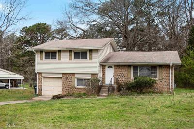 Tyrone Single Family Home Under Contract: 135 Meadowview Dr