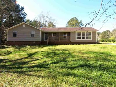 Madison Single Family Home Under Contract: 4170 Sandy Creek Rd