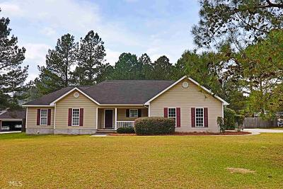 Statesboro Single Family Home For Sale: 5001 Addison