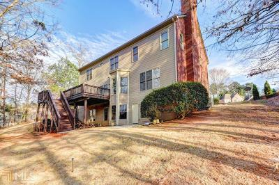 Suwanee Single Family Home For Sale: 710 Wood Branch Trl