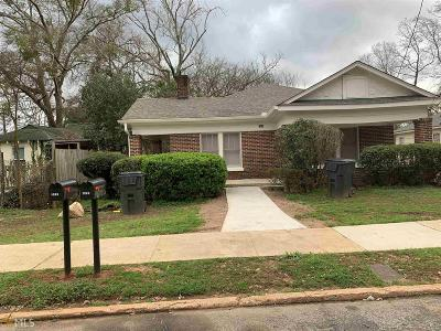 Fulton County Multi Family Home Under Contract: 1670 Neely
