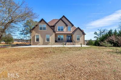 Loganville Single Family Home Under Contract: 3126 Langley Rd