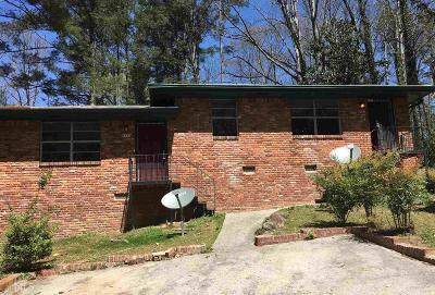 Fulton County Multi Family Home Under Contract: 6436 Raymond Dr