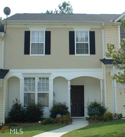 Clayton County Condo/Townhouse For Sale: 1680 Camden Forrest Way
