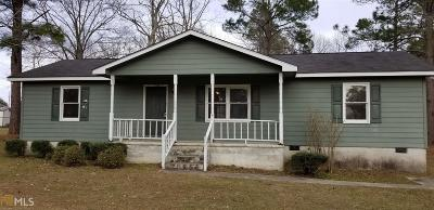 Statesboro Single Family Home For Sale: 18 Meadow Dr