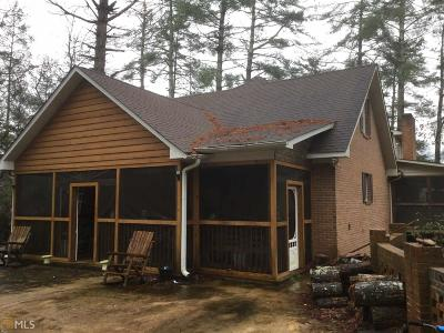 Blairsville Single Family Home For Sale: 97 Celtic Ln