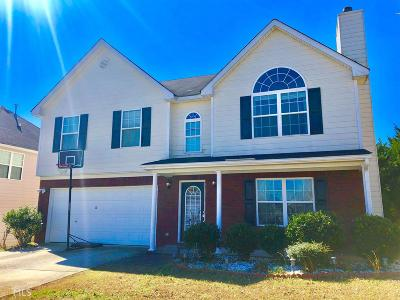 Dacula Single Family Home Under Contract: 2713 Austin Ridge Dr