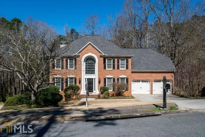 Acworth Single Family Home For Sale: 5202 Camden Lake Pkwy