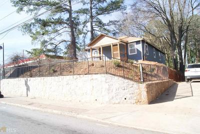 Grove Park Single Family Home For Sale: 1603 Joseph E Boone