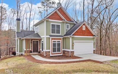 Martin Single Family Home New: 80 Peninsula Point