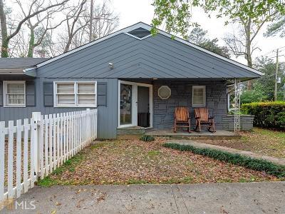 Atlanta Single Family Home New: 585 Loridans Dr