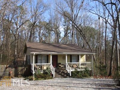 Elbert County, Franklin County, Hart County Single Family Home Under Contract: 455 Knottywood Dr
