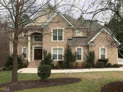 Lithonia Single Family Home Under Contract: 4000 Brooks Mill