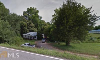 Dahlonega Single Family Home For Sale: 3272 Highway 52