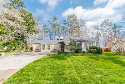 Kennesaw Single Family Home Under Contract: 1920 Stilesboro Dr