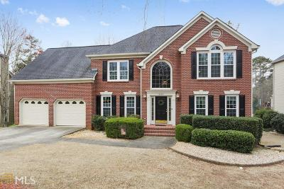 Acworth Single Family Home New: 5183 Camden Lake Pkwy