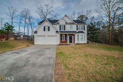 Powder Springs Single Family Home For Sale: 4902 Devonhurst Pl