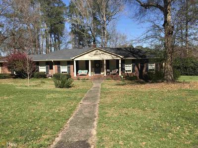Griffin Single Family Home Under Contract: 661 Laura Dr