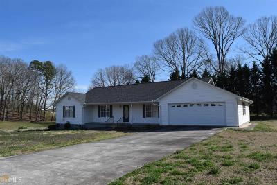 White County Single Family Home Under Contract: 72 Hood Acres Rd