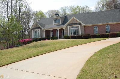 Hoschton Single Family Home For Sale: 4515 Waterton Cir