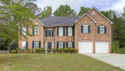 Ellenwood Single Family Home Under Contract: 4573 Clarks Creek Ter
