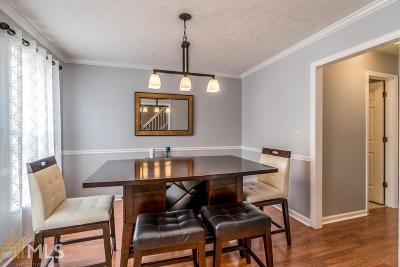Snellville Single Family Home Under Contract: 1850 Tree Brooke Ln
