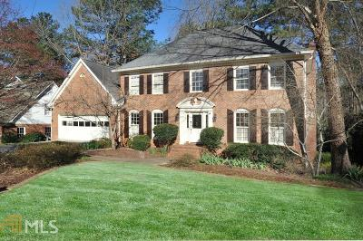 Johns Creek Single Family Home For Sale: 2940 Arborwoods Dr
