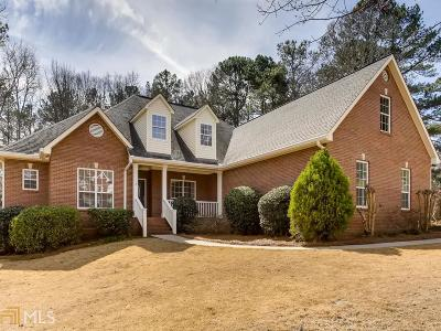 Smyrna Single Family Home Under Contract: 384 Bridgebrook Ln