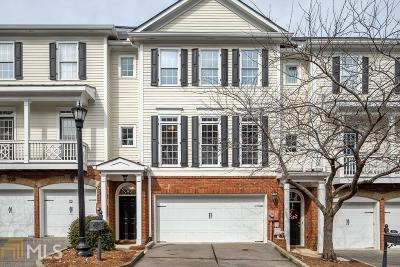 Roswell Condo/Townhouse New: 725 Neel Reid Dr