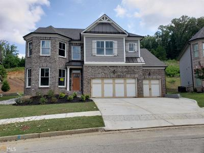 Hoschton Single Family Home For Sale: 4459 Sierra Creek Dr #244