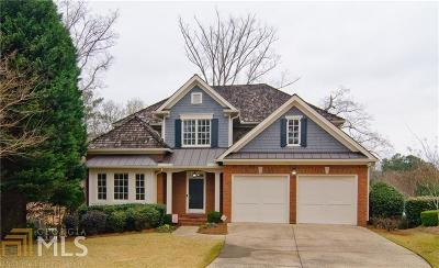 Vinings Single Family Home For Sale: 2815 Drummond Pt