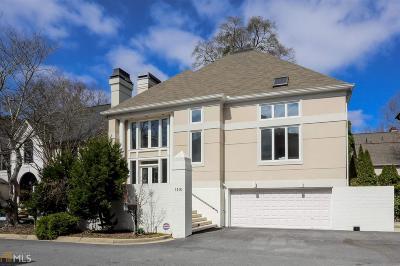 Atlanta Single Family Home Under Contract: 1110 Parker Pl