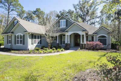 Osprey Cove Single Family Home Under Contract: 402 The Strand