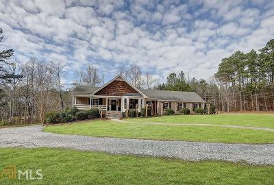 Milton Single Family Home For Sale: 14480 Hopewell Rd