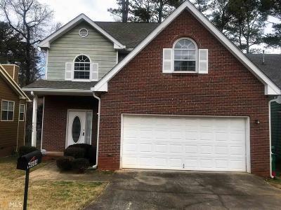 Stone Mountain Single Family Home For Sale: 4604 Thomas Jefferson #13