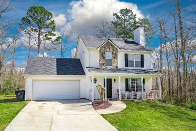Monroe Single Family Home Under Contract: 1509 Nunnally Way