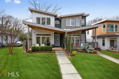 Atlanta Single Family Home New: 149 Cleveland St