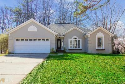 Suwanee Single Family Home For Sale: 4640 Lambton Cir