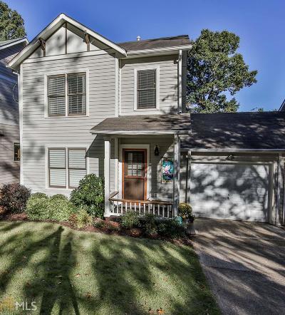Single Family Home New: 315 Mathews Ave