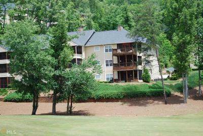 Rabun County Condo/Townhouse For Sale: 92 Glen Eagle Ct #301-B
