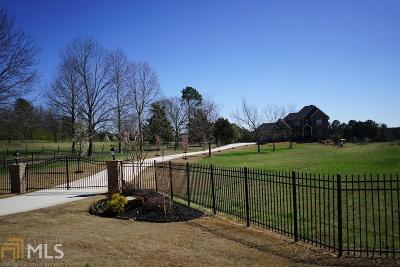 Dacula Single Family Home Under Contract: 1560 Ace McMillian Rd