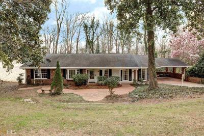 High Point Single Family Home Under Contract: 475 Forest Hills Dr