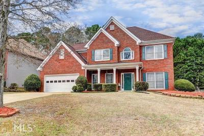 Suwanee Single Family Home Under Contract: 2052 Little River Dr