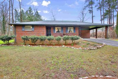 Fayetteville Single Family Home Under Contract: 182 New Hope Rd