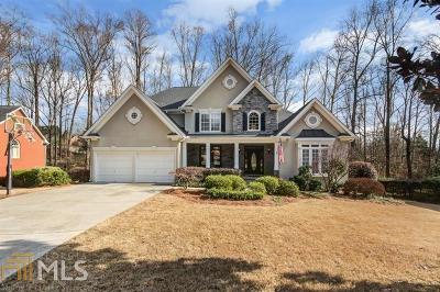 Suwanee Single Family Home For Sale: 420 New Haven Dr