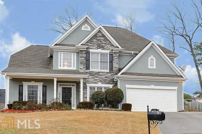 Lilburn Single Family Home Under Contract: 611 Catamount Way