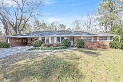 Tucker Single Family Home For Sale: 4088 Spring Mdw
