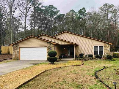 Acworth Single Family Home Under Contract: 1193 Wade Green Cicle