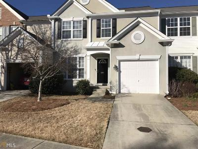 Roswell Condo/Townhouse Under Contract: 3606 Timbercreek Cir