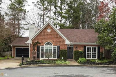 Brookhaven Single Family Home Under Contract: 2874 Dorby Close